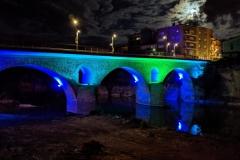 Pont de Can Molas Manlleu  - ES